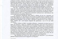 Kumtesë e Unionit te Inteligjencies Shqiptare në R.Maqedoni - Janar 2003, për AMSHA e publikuar në të gjitha mediat.