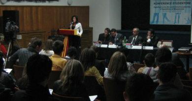 Zgjedhjet e lira dhe ardhmëria Evroatlantike e Republikës së Maqedonisë (09 Qershor 2006)